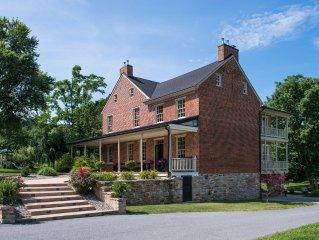 Beautiful 19th Century Restored Farmhouse