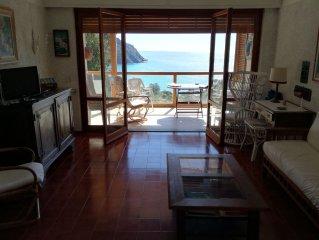 Zona 5 Terre. Splendida vista mare in residence con tennis e piscina