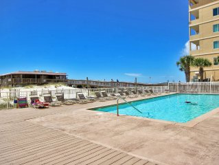 Boardwalk 684 - 1BR/1BA, Updated Condo that Sleeps 4. Boardwalk is in the Heart