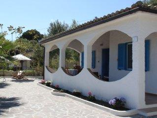 Villa Valentina, indipendent villa with sea view