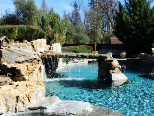 Yosemite area home w/ Private River Access, Awesome Pool - Perfect for Families