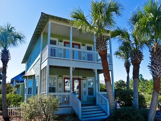 Family-friendly home by the beach w/ private & shared pool - snowbirds welcome!