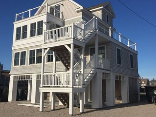 Brand New Beach House 500 ft from the beach!  Available June 8-29th 2019