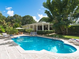 Private Sandy Lane Villa With Pool & Housekeeper/Cook - Short Walk To The Beach
