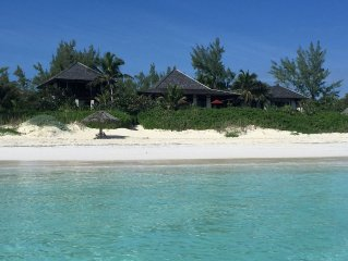 Exotic Beachfront Home ~ Exclusive Windermere Island, Eleuthera