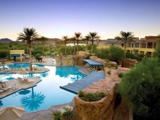 Marriott's Canyon Villas:  Luxury accommodations!