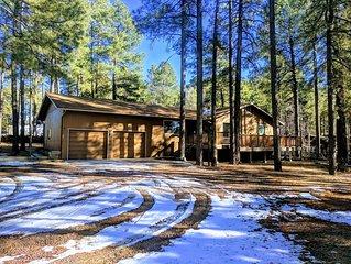 Pinetop Cabin 4bed/2bath