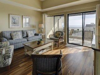 Fabulous Ocean Views from this 2 Bedroom Villa in Shorewood