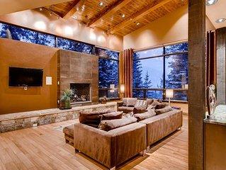Baker House: Modern w/ Ski Access, Hot Tub, Pool Table, Shuttle
