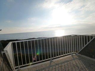 appartement vue sur mer, a Kervoyal 2 etoiles