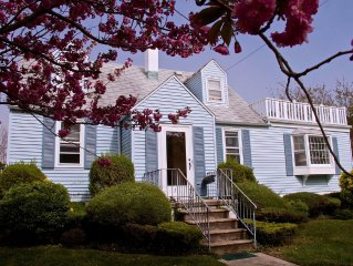 2 minute walk to ocean and boardwalk - Spacious & comfortable house w/driveway