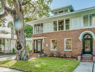 Historic Prairie Style Home in Avondale/Riverside