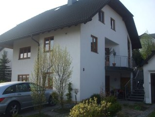 Ideal for family vacations or Winterfreude am Rothaarsteig