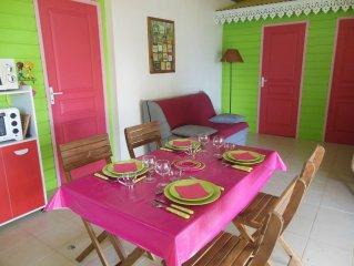 Petite maison très agréables 2-4pers. à Goyave Guadeloupe