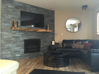 Ideal location.  Cozy Sunpeaks townhouse great for famillies or groups
