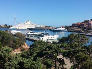 casa ideale per famiglie e ragazzi nella localita piu esclusiva della Sardegna