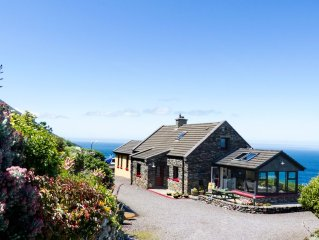 Coastal Cottage in pure Nature, Kells, Kerry, Ireland