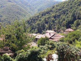 La Casa Piccola Overlooking Molini Di Triora