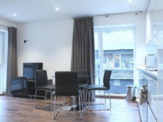 Apartment in London with Internet, Lift, Balcony, Washing machine (443436)