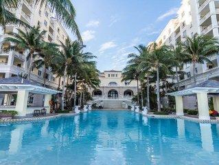 Ocean Front  One Bedroom Suite on upper floor in Jewel Grand Montego Bay Resort