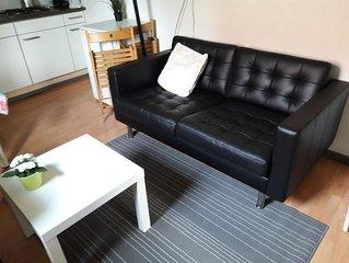vakantiewoning (zomerhuis) rustig en centraal gelegen gratis Wifi