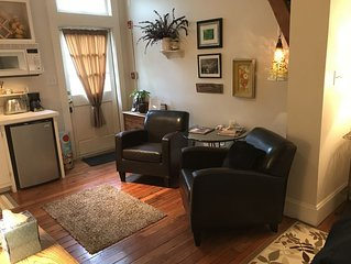 Stylish Studio for 2  downtown; OPEN -  Hurricane