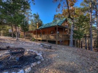 Escape To Serenity And Become One With Nature At The Peaceful Big Pine Cabin!!!
