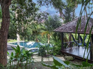 Tropical Sanctuary In Barbados
