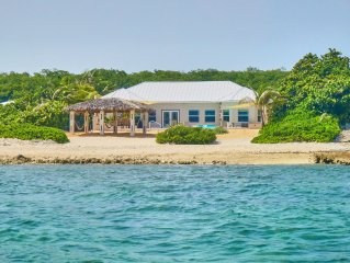Oceanfront Villa, 2 Master Suites, Pool **Summer/Fall Dates Available $275/nt**