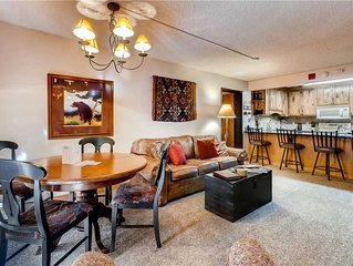 Updated Condo with Astonishing Mountain Views from Private Balcony!