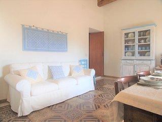 Sa Domu Rosada - Casa tradizionale sarda con ampia terrazza panoramica