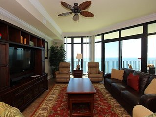 Pamper Yourself at Phoenix West- Gulf Front Condo, Lazy River & Wet Bar!