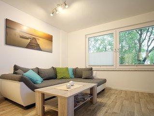 6 Moderne Apartments, Seenähe, Super Verkehsanbindung, Ruhige Lage