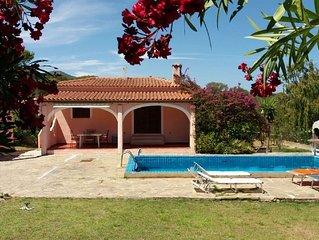 Villa in Costa Smeralda con piscina Cugnana-Portorotondo