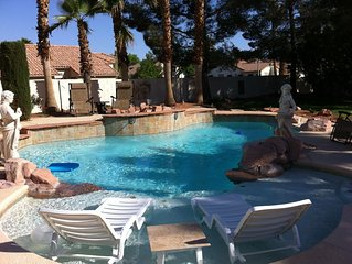 Executive Style Fully Furnished Home with Private Backyard and Pool