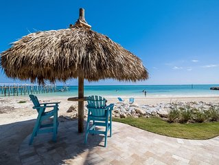 Private, Gated, Oceanfront, Beachfront 5 Bedroom Estate with dock
