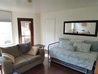 Charming private apartment in manito/sacred heart neighborhood.