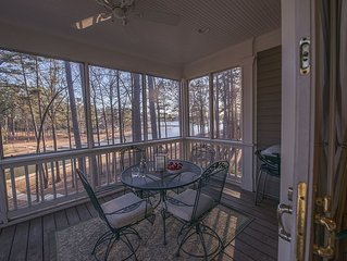 Dock Holidays - Stunning lake views from every room and screened porch