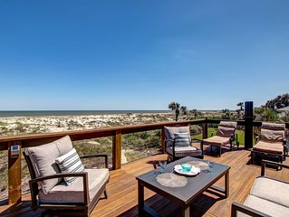 OCEANFRONT Adorable Multi-Family Duplex, 4 Bedrooms! GREAT Location!
