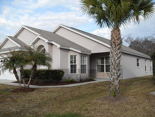 New 4BR/2BA Pool Home on Conservation Lot... Disney 15 Minutes