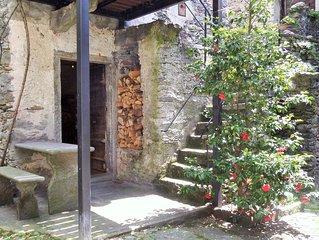 Monti & Lago - Rustico im historischen Ortskern von Verscio, Centovalli, Tessin