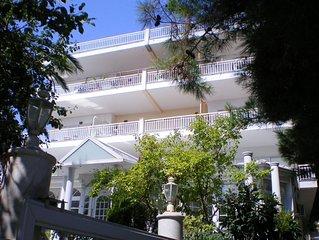 Großzügige Apartments Ferienwohnug Chalkidiki,Kavala am Meer Urlaub bei Freunden