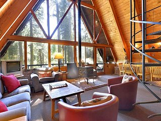 Alpine Meadows Cabin in the Woods ...Barry Home