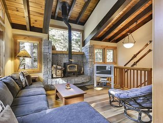 Alpine Meadows Chalet, The Andrews Home