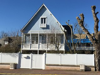 Magnificent house by the sea in Deauville Normandy