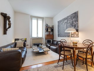 Milan: Via Monte Napoleone- High Standing appartement