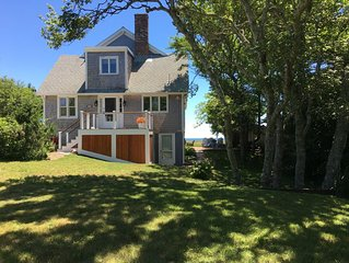 East End Waterfront Homein Provincetown with Panoramic Views