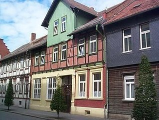 House Wernigerode for 7 - 11 people with 6 bedrooms - House