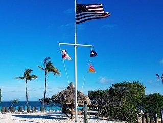 Ocean Front 2BR/2BA Condo, AMAZING OCEAN/MARINA VIEWS,Tavernier Fl. Florida Keys