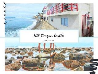 K38 Oceanfront Dragon Castle- SEESCAPE